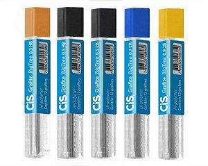 Grafites Cis Bigtree 0.3/0.5/0.7/0.9 Hb/2B Hi-Polymer C/12 Und.