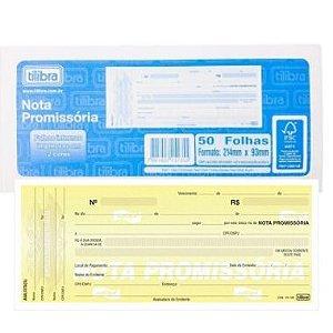 Nota Promissoria 50F Tilibra G 151351