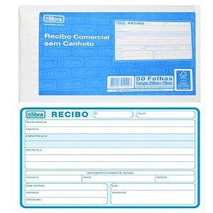 Recibo Comercial Tilibra 50F 151441
