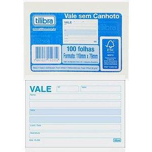 Vale Sem Canhoto TB 100F 152358
