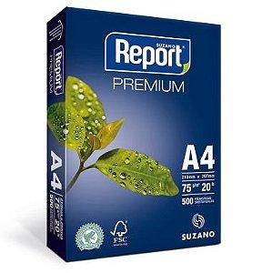 Papel Sulfite Report A4 75Gr 210X297 500 Folhas