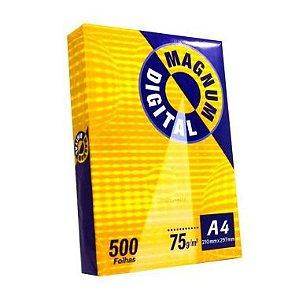 Papel 500F A4 75GR Magnum Digital