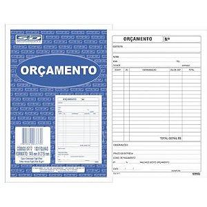 Orçamento São Domingos 100 Folhas 6777.7