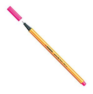 Caneta Stabilo Point 88 Pink 56