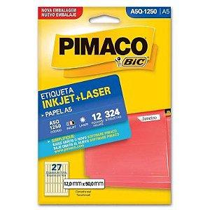 Etiqueta A5 Q1250 Pimaco