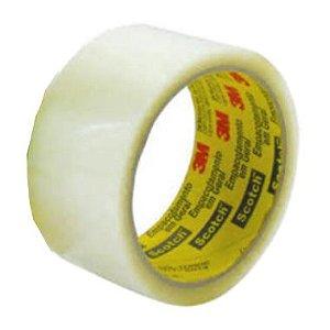 Fita Adesiva PVC 45X45 3M Transparente H190