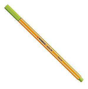 Caneta Stabilo Point 88 Verde Maçã 33
