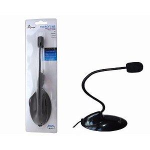 Microfone Mesa Knup KP-903 Preto