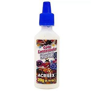 Cola Lantejoula Acrilex 20G