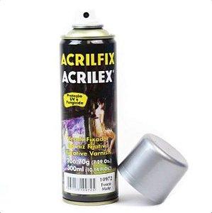 Verniz Acrilfix Fosco Acrilex Spray 300ML