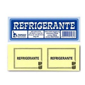 Ficha Refrigerante Tamoio 50X2 1961