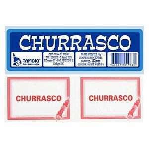 Ficha Churrasco Tamoio 50X2 1967