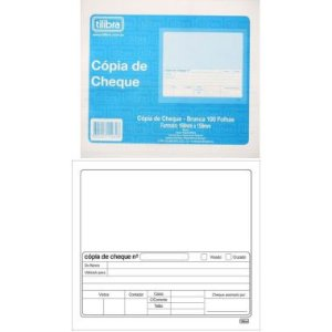 Copia de Cheque 100F Tilibra 152625