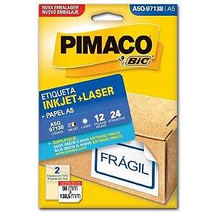 Etiqueta A5 Q97138 Pimaco