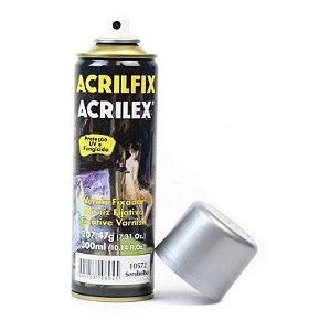 Acrilfix Verniz Brilhante Acrilex Spray 300ml