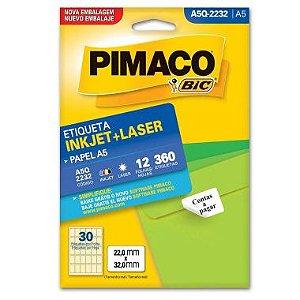 Etiqueta A5 Q2232 Pimaco
