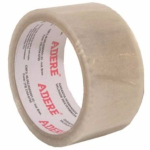 Fita Adesiva PVC 45X40 Adere Transparente