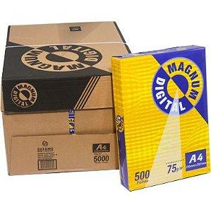 Caixa de Papel Magnum A4 75Gr  C/10 Pacotes
