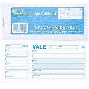 Vale Com Canhoto 100F TB 151564