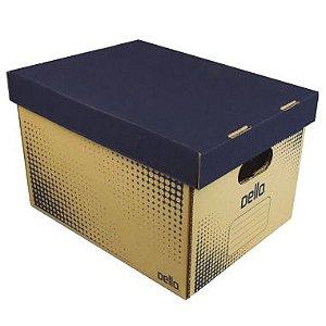Caixa Organizadora Dello Kraft 45X31X26