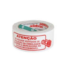 Fita Lacre De Seguranca 50X100M Adelbras