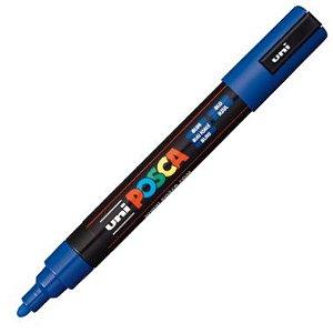 Caneta Posca PC-5M Grossa  Azul