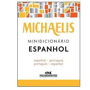 Minidicionário Espanhol Michaelis 18 Mil Verbetes