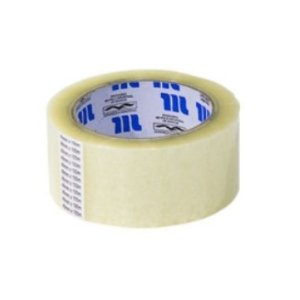 Fita Adesiva PVC 48X100 Tack Tape Transparente