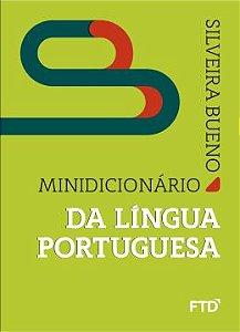 Minidicionário Português Silveira Bueno 43 Mil Verbetes