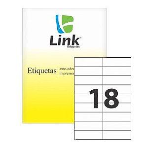 Etiqueta Link C/100 9010 (18) A4