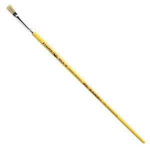 Pincel Chato 08 Tigre Amarelo 815