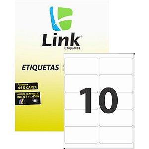 Etiqueta Link C/100 8009 (10) Carta