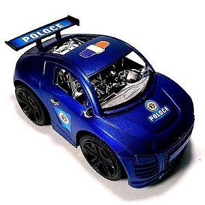Carrinho Mini Car Sport Fricção Pais & Filhos