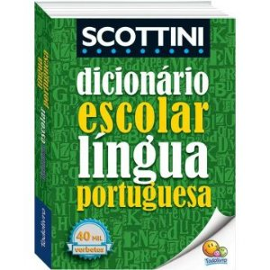Dicionário Português Scottini 40 Mil Verbetes