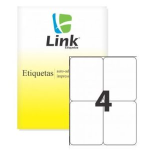 Etiqueta Link C/100 8005 (4) Carta
