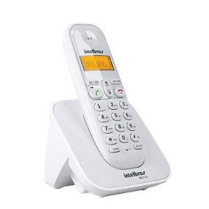 Telefone S/Fio Intelbras Com Identificador Ts3110 Branco