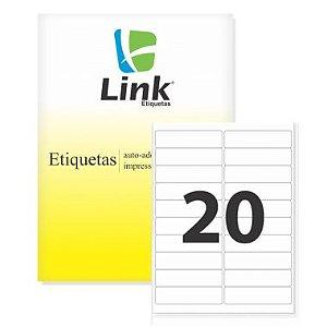 Etiqueta Link C/100 8015 (20) Carta