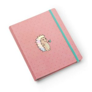 Caderno Inteligente Systemflex Riccio Rosa  6010