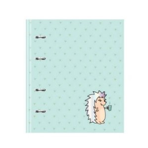 Caderno Argolado Otima Riccio Verde 5778
