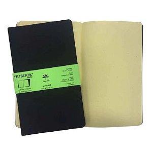 Sketchbook Filibook 30fls 21X12,5cm C/2und 80g/m²
