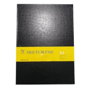 Sketchbook Conda Sketch Pad 80fls 29,7X21cm 120g/m²