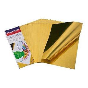 Lamicote Ouro A4 Aspaper C/20
