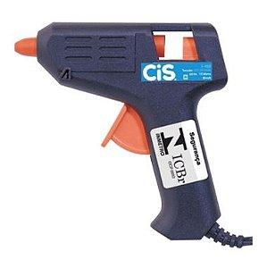 Pistola de Cola Quente Pequena CIS S468
