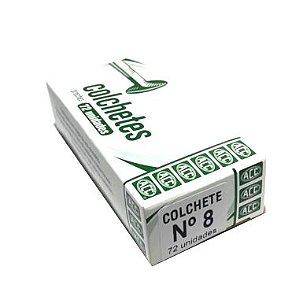 Colchete ACC NR8 C/72