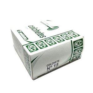 Colchete ACC NR15 C/72