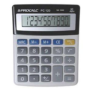 Calculadora Procalc PC120 C/10 Dígitos