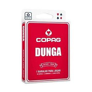 Baralho Dunga COPAG Couchê 290G C/54 Cartas