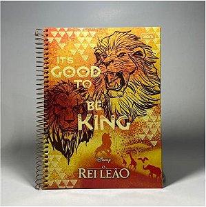 Caderno Rei Leão Tilibra 10x1 160F