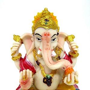 Ganesh Color Base Quadrada (Resina)