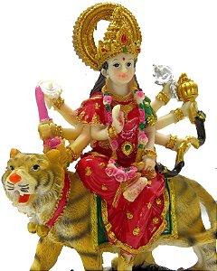 Durga de Resina - 18cm